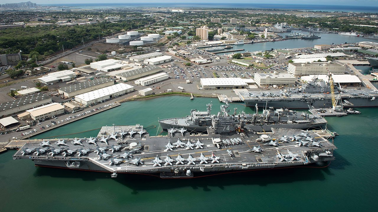 10 Largest Naval Bases In The USA