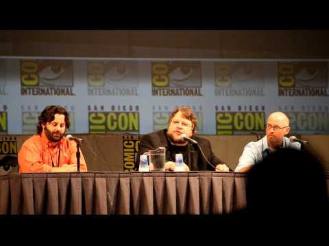 Guillermo del Toro talks about why Hollywood movies are so shitty - Comic-Con, SDCC 2010
