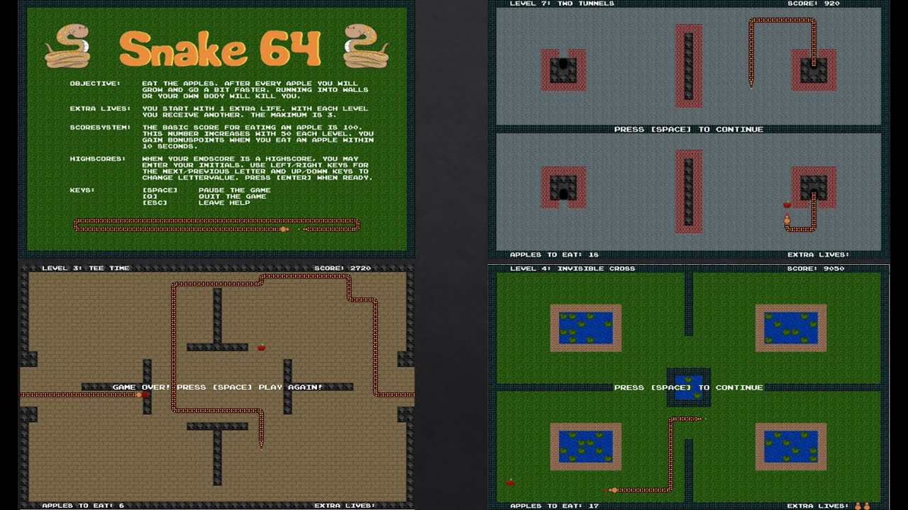 Java complete snake game tutorial download and play youtube java complete snake game tutorial download and play baditri Gallery