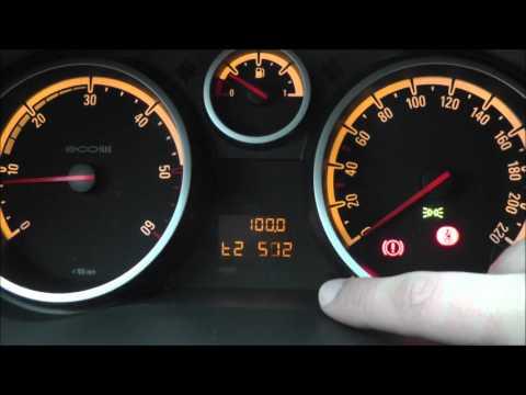 Opel Corsa D - Verstecktes Menü (Digitaler Tacho, Momentanverbrauch ...