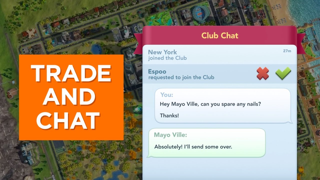 SimCity BuildIt | Mayor's Clubs Are Here!