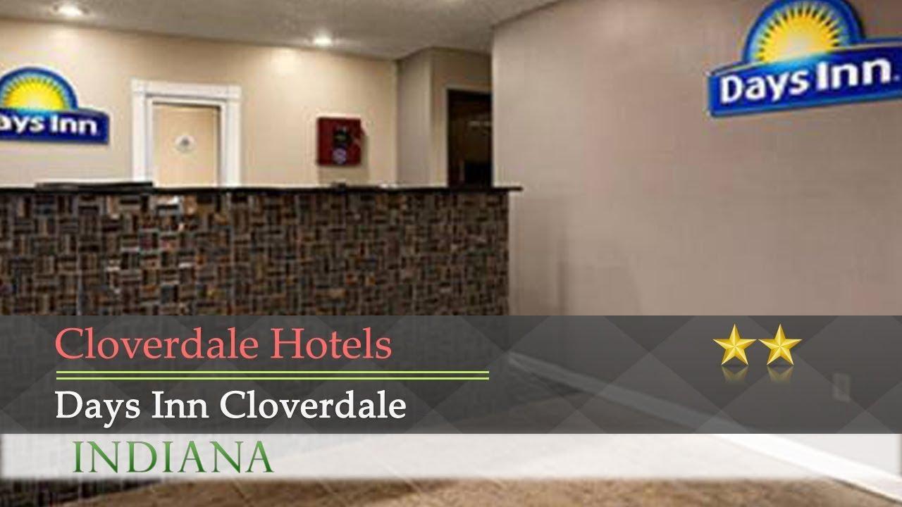 Days Inn Cloverdale Hotels Indiana