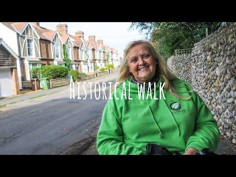 Accessible, Historical Walk around Overstrand, Norfolk