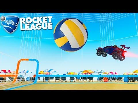 Rocket League - Eu Não Acredito Que Fiz Isso no Vôlei