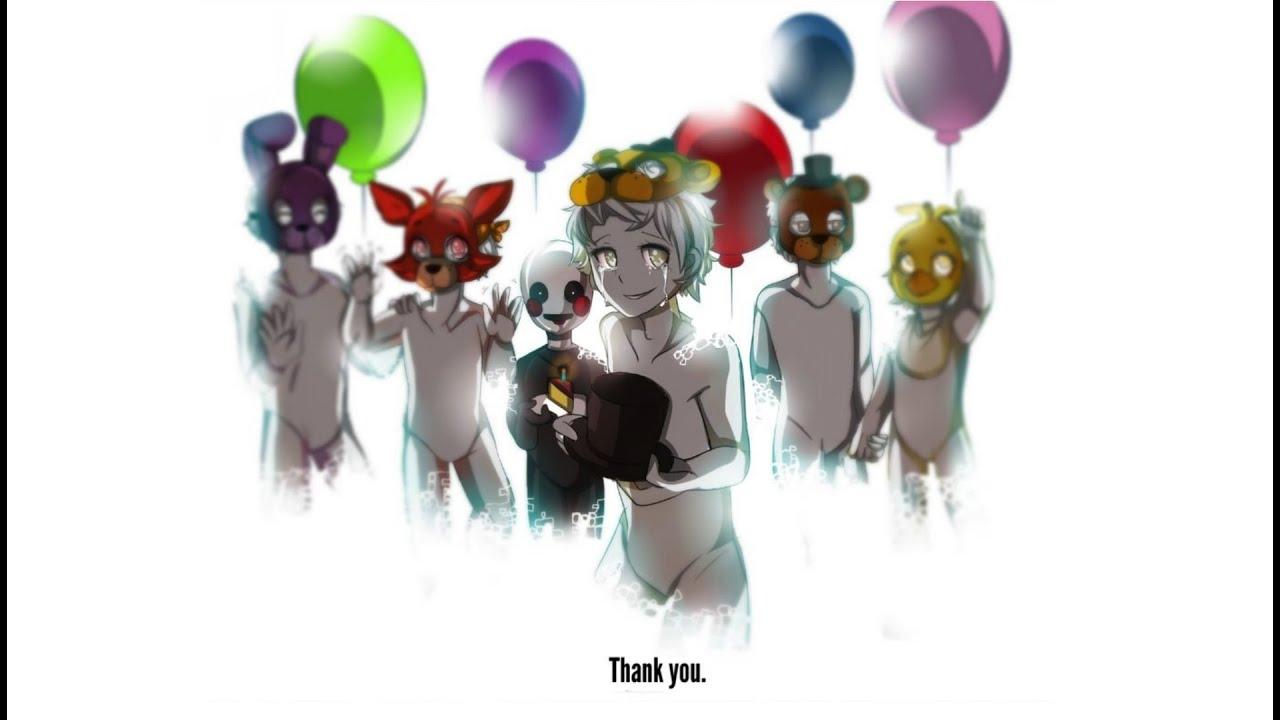 Nightcore balloons fnaf 3 youtube