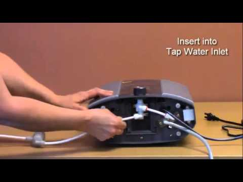 How to install AlkaViva H2 water ionizers Vesta H2, Athena H2, Melody H2