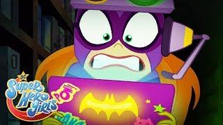 Scaredy-Bat! | DC Super Hero Girls: Animated Series