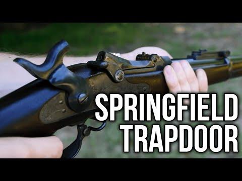 Springfield Trapdoor: America's Breech-Loader
