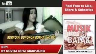 Lagu Batak - Novita Dewi Marpaung - Nipi Mp3