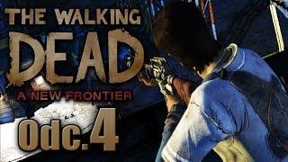 A więc będzie wojna... - The Walking Dead A New Frontier #04   Nowy ład pl