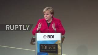 Germany: No UK access to free market without free movement of people - Merkel talks tough on Brexit