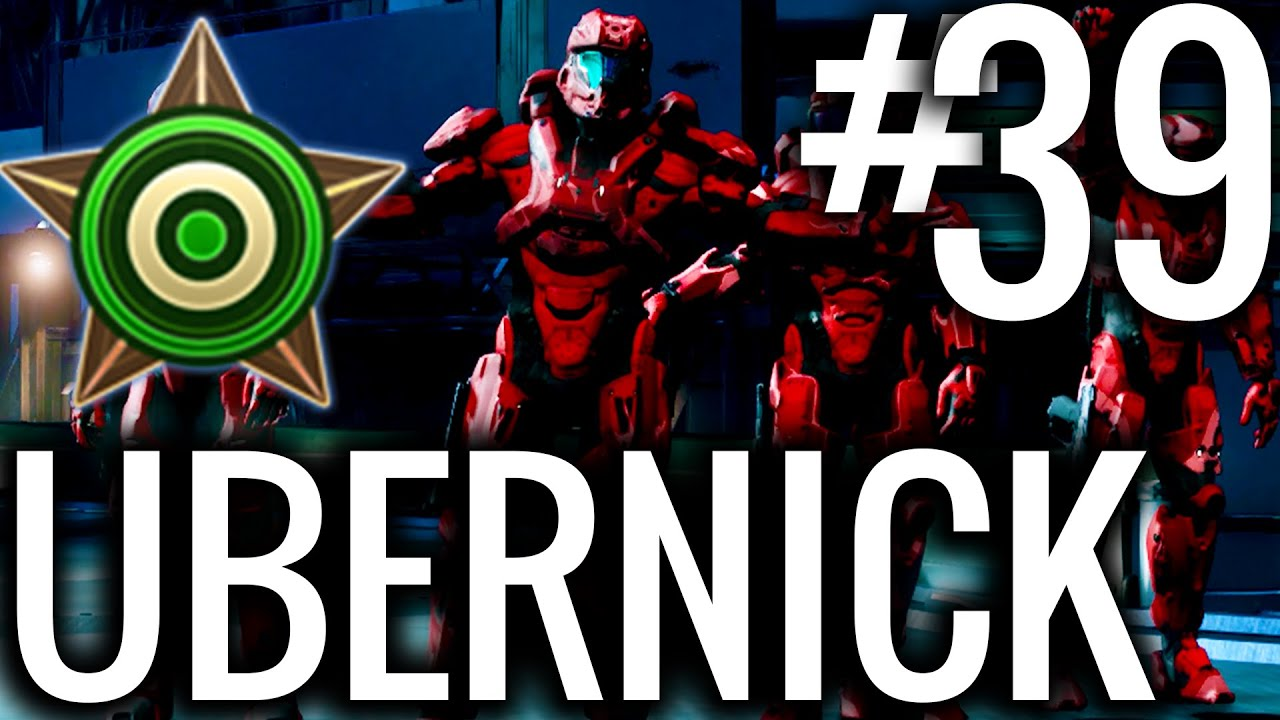 DAY 39! UBERNICK FRENZY on Eden TS - Halo 5 Beta Gameplay