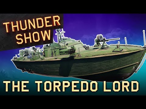Thunder Show: The Torpedo Lord