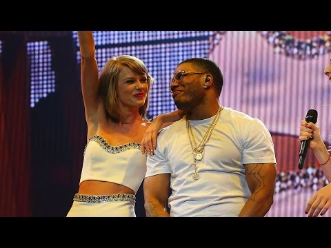 Taylor Swift SLAMS Marriage Rumors & Performs With Nelly!