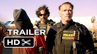 Sabotage TRAILER 1 (2014) - Arnold Schwarzenegger, Sam Worthington Movie HD