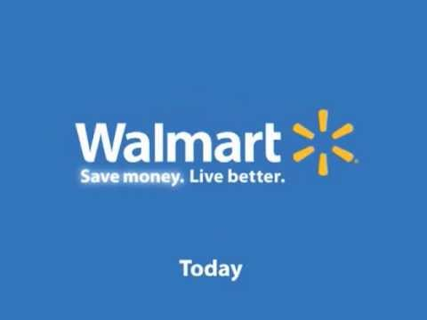walmart logo animation - youtube
