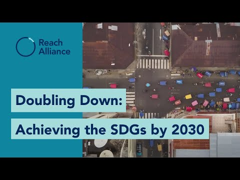 Doubling Down: The next steps for the Reach Alliance