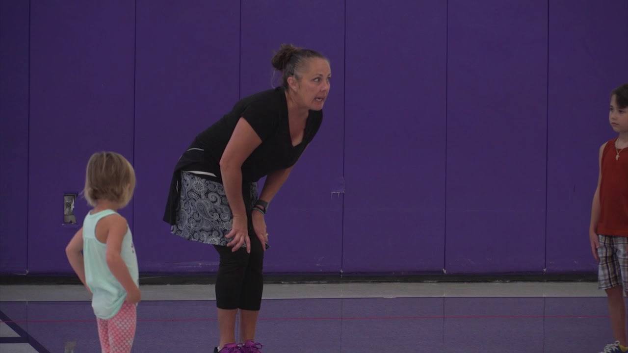 Fun & Fitness With Ms. Kelly: Creative Words and Movements