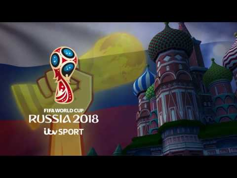 FIFA World Cup Russia 2018 ITV Sport Opening Sequence Concept
