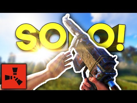 THE SOLO TAKEOVER! - Rust SOLO Series #3 thumbnail