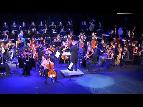Athens Symphony Orchestra, featuring Ben Stefadu