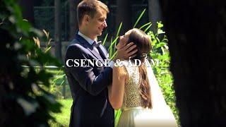 Csenge \u0026 Ádám - Esküvői Highlights Videó (2021.07.24.)