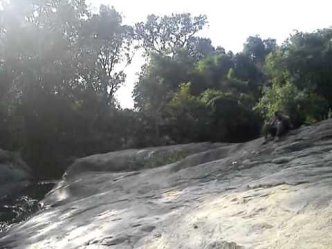 Kodai Trek - Kumbakarai Waterfalls.