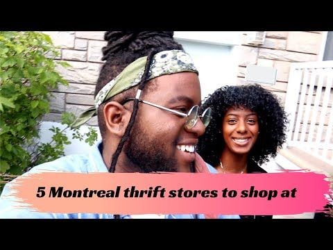 5 MONTREAL THRIFT STORES TO SHOP AT
