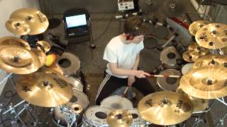 King Crimson-I Talk To The Wind Drum Cover