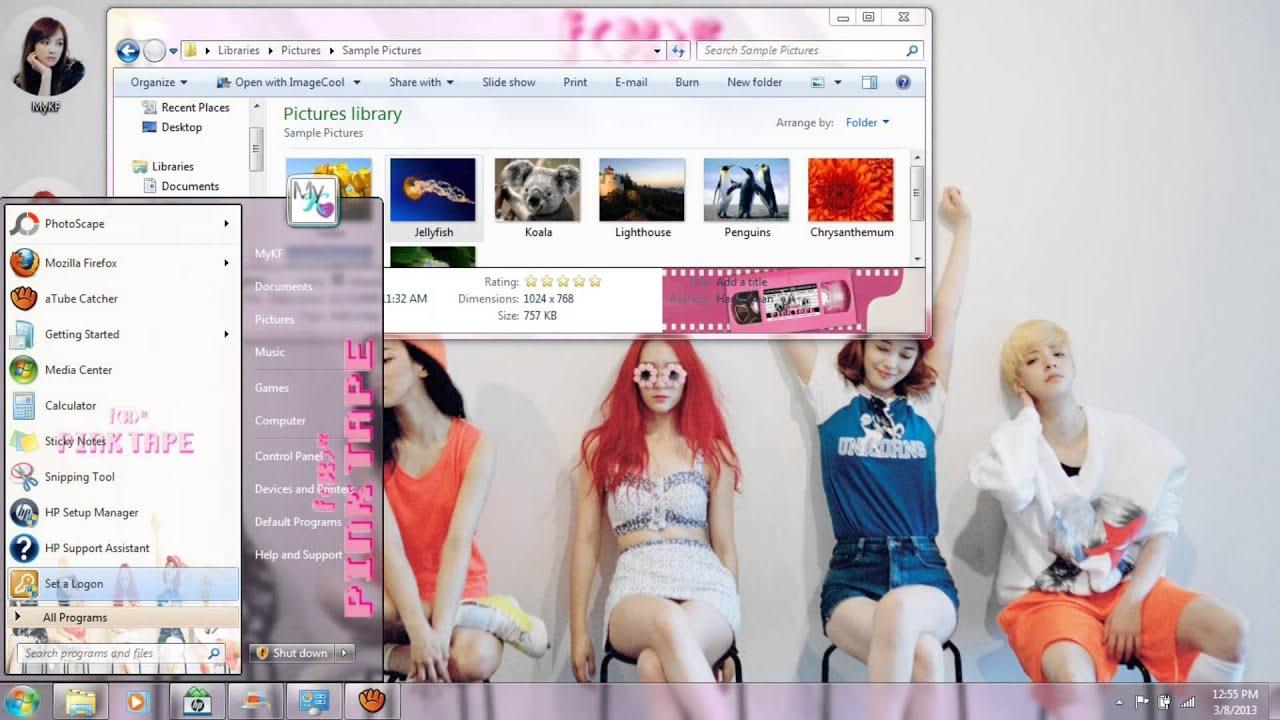 Google themes kpop - Google Themes Kpop 4