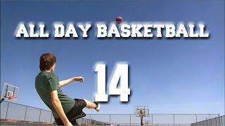 All Day Basketball - Amazing Basketball Trick Shots 14