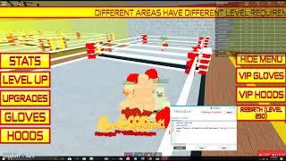 Boxing Simulator 5 OP Hack