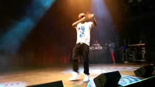 Stanley Enow Live in Washington DC Part 1