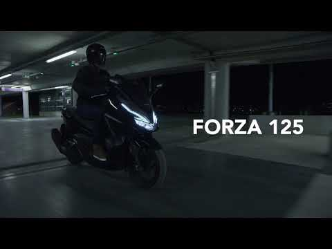 The New 2021 Forza 350 and Forza 125