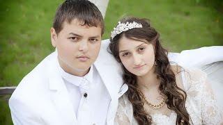 Трогательная свадьба молодых цыган. Коля и Русалина