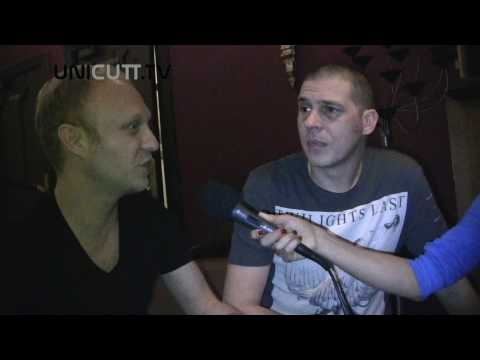 UNICUTT TV THE ShapeShifters Full Interview @ Dance Couture Acanto Hannover, Dec, 5th 2009