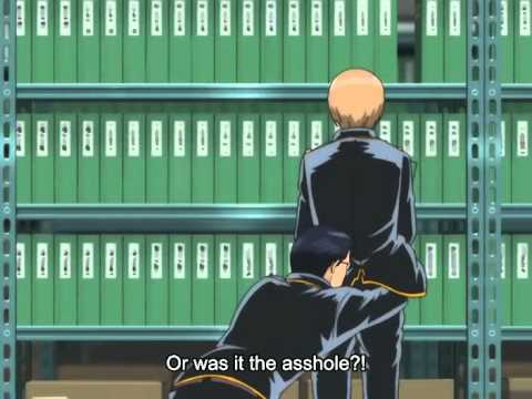 gintama funny quotes