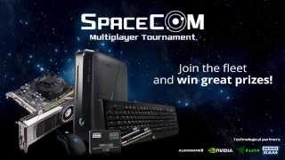 SPACECOM Multiplayer Tournament Trailer