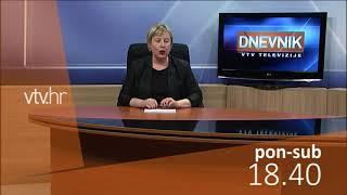 VTV dnevnik najava 14. prosinca 2017.