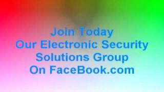 Electronic Security System Solutions