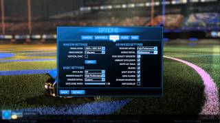 how to frame lag less boost fps on rocket league pc