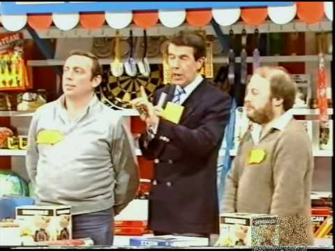 The Price Is Right UK 1985 Supermarket Elimination Game Leslie Crowther
