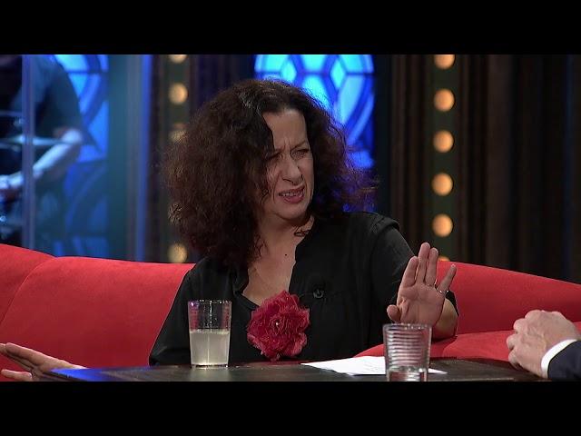 1. Ester Kočičková - Show Jana Krause 7. 11. 2018