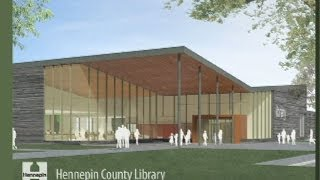 Brooklyn Park Library Plans