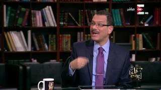 د/ أحمد درويش لـ كل يوم: مش هاقدر اعمل صناعات بكثافة غير لما ننتهي من عمل الأنفاق أولا