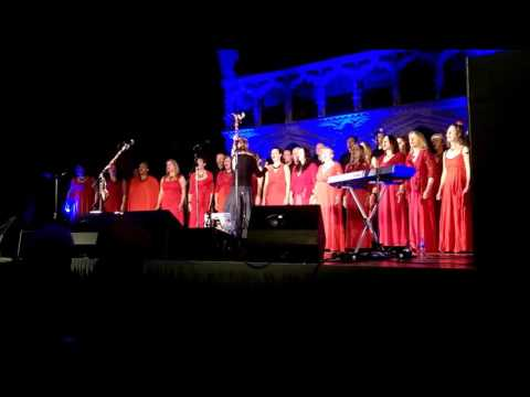 Glorious Chorus perform 'Family' at Exeter Cathedral