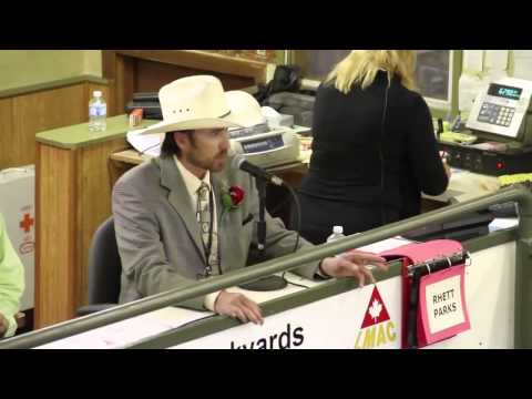 Cattle Auctioneer Rapper