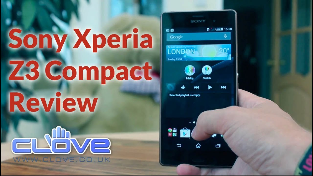 Sony xperia z3 compact review youtube