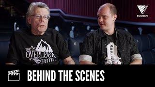 Behind The Scenes Of Doctor Sleep With Stephen King and Mike Flanagan | Stephen King's DOCTOR SLEEP