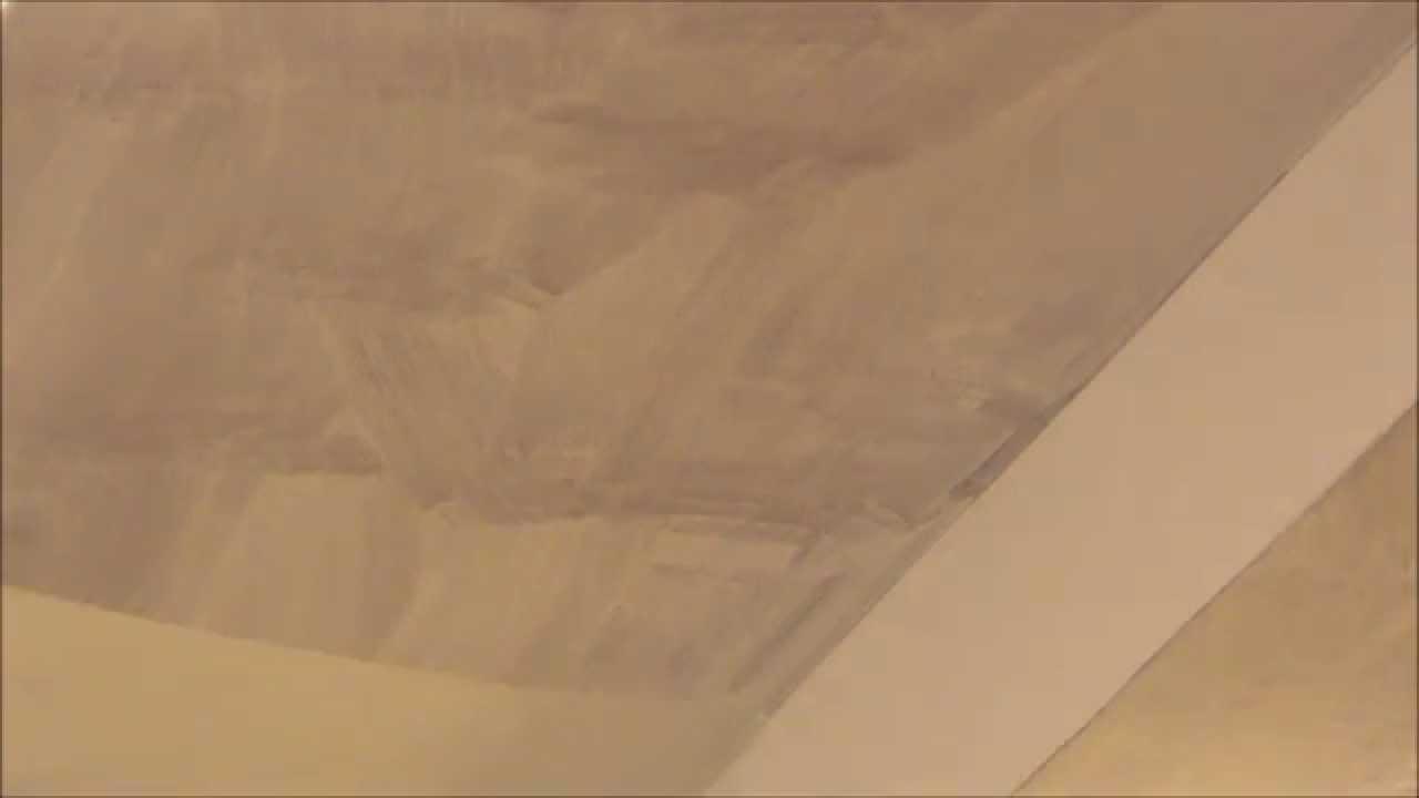 stucco lustro: tutorial completo. parte seconda. - youtube